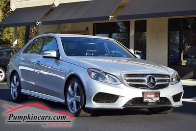 2014 MERCEDES-BENZ E350 SPORT 4MATIC