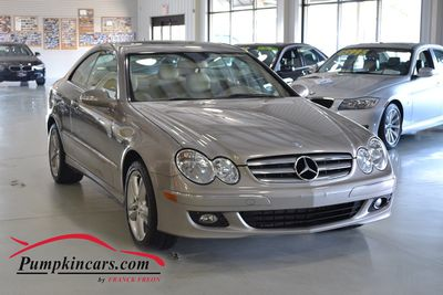 2009 MERCEDES-BENZ CLK350 MOON ROOF HEATED SEATS