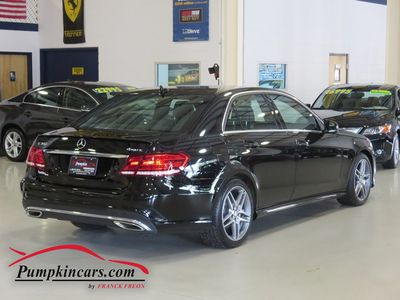 2014 MERCEDES BENZ E350 SPORT 4MATIC