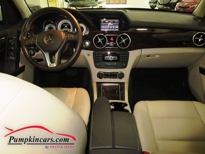 2013 MERCEDES-BENZ GLK350 4MATIC NAV PANO ROOM