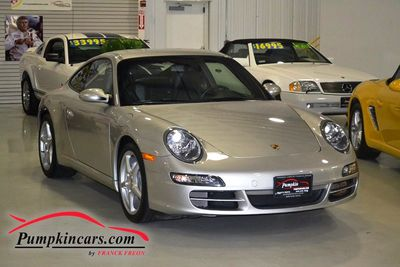 2006 PORSCHE 911 CARRERA NAV HEATED SEATS