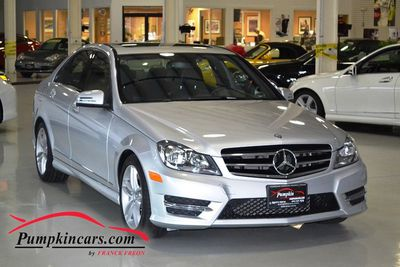 2014 MERCEDES-BENZ C300 SPORT 4MATIC