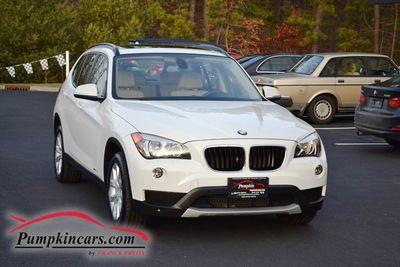 2014 BMW X1 X-DRIVE NAVI PANO ROOF
