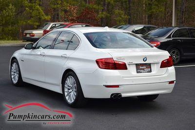 2014 BMW 528I X-DRIVE