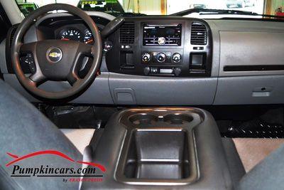 2008 CHEVROLET SILVERADO 1500 LS CREW CAB