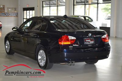 2007 BMW 328I X-DRIVE 6-SPEED