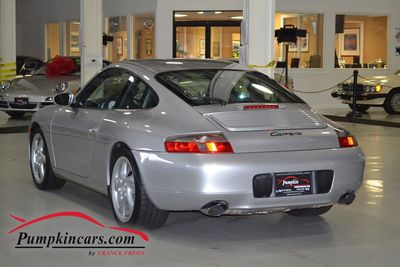 2001 PORSCHE 911 CARRERA NAV BLUETOOTH