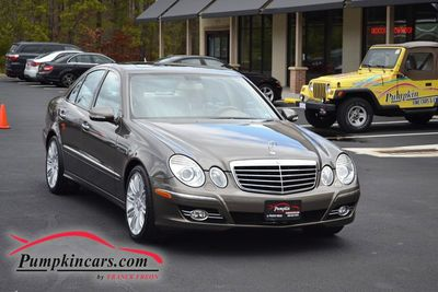 2008 MERCEDES-BENZ E350 HEATED SEATS MOON ROOF