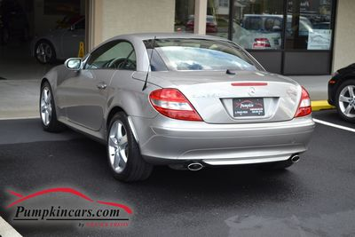 2005 MERCEDES-BENZ SLK350 LAUNCH EDITION