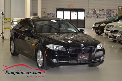 2013 BMW 528I X-DRIVE COLD WEATHER PKG