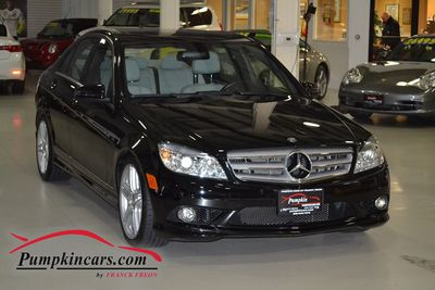 2010 MERCEDES BENZ C300 4MATIC SPORT AMG WHEELS