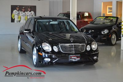 2009 MERCEDES-BENZ E350 SPORT NAVIGATION