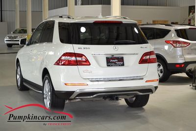 2013 MERCEDES BENZ ML350 4MATIC LANE TRACKING