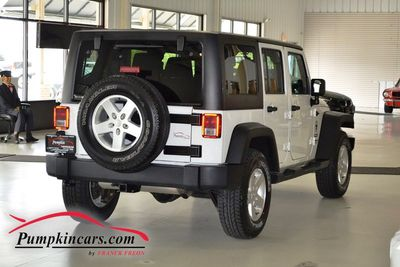 2014 JEEP WRANGLER UNLIMITED SPORT S