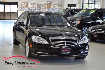 2010 MERCEDES-BENZ S550 4MATIC MOON ROOF