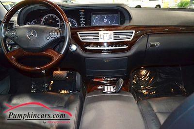 2010 MERCEDES-BENZ S550 4MATIC MOON ROOF