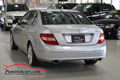 2008 MERCEDES-BENZ C300 4MATIC LUXURY