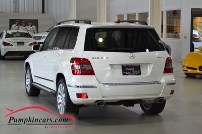 2012 MERCEDES-BENZ GLK350 4MATIC NAVI PANO ROOF