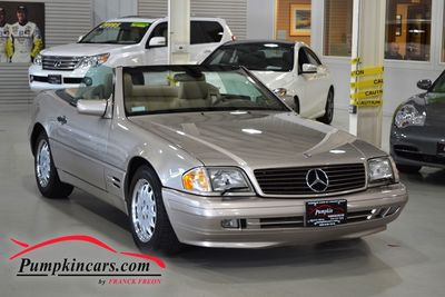 1998 MERCEDES BENZ SL500 BOSE CD CHANGER