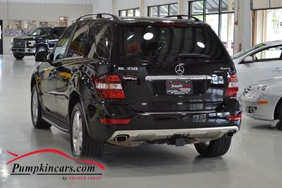 2011 MERCEDES BENZ ML350 4MATIC NAV BACK UP CAM