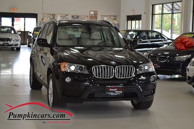 2014 BMW X3 3.5L X-DRIVE NAVI PANO ROOF