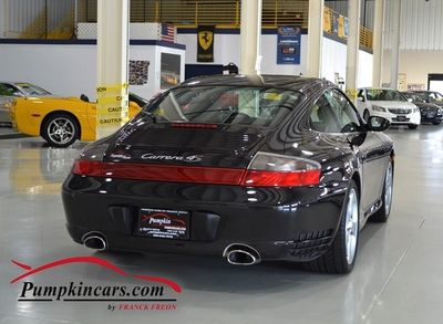 2003 PORSCHE 911 CARERRA 4S 6-SPEED