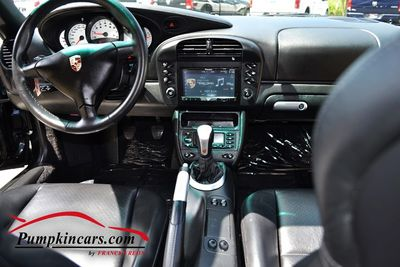 2003 PORSCHE 911 CARERRA 4S 6-SPEED