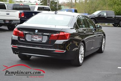 2014 BMW 528I X-DRIVE LUXURY LINE