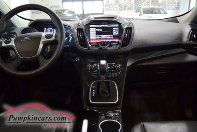 2014 FORD ESCAPE TITANIUM NAVIGATION