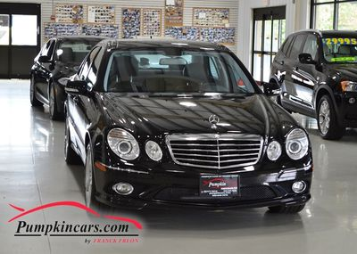 2009 MERCEDES BENZ E350 PREMIUM AMG WHEELS