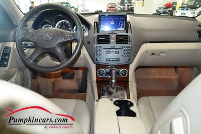 2011 MERCEDES-BENZ C300 4MATIC LUXURY NAVIGATION