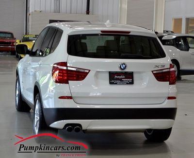 2014 BMW X3 XDRIVE NAVIGATION PANO ROOF