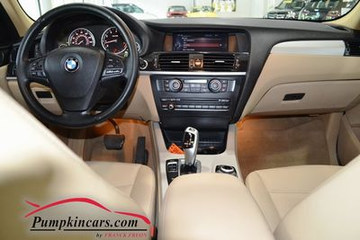 2014 BMW X3 XDRIVE NAVIGATION PANO ROOF