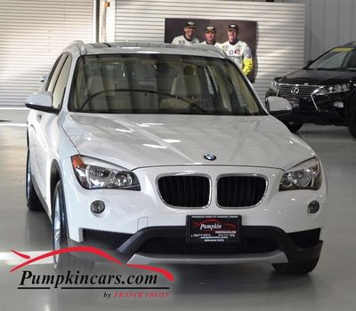 2014 BMW X1 XDRIVE PANO ROOF