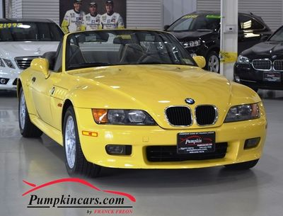1998 BMW Z3 ROADSTER EXCLUSIVE