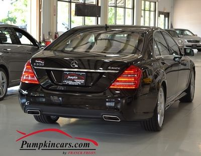 2010 MERCEDES BENZ S550 4MATIC SPORT