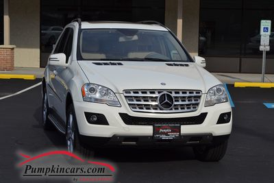 2011 MERCEDES BENZ ML350