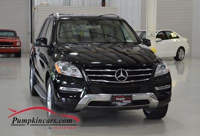 2014 MERCEDES BENZ ML350