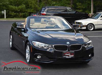 2014 BMW 428I HARD TOP CONVERTIBLE