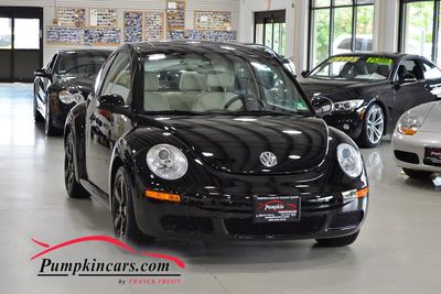 2008 VOLKSWAGEN NEW BEETLE BLACK TIE EDITION