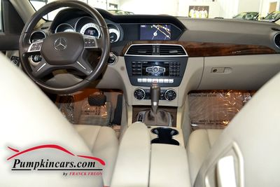 2014 MERCEDES-BENZ C300 4MATIC LUXURY