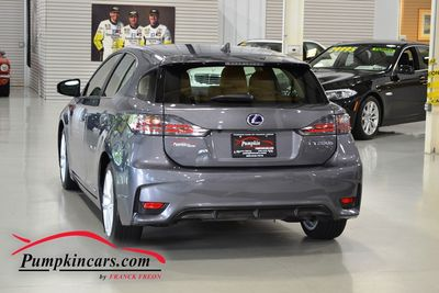2014 LEXUS CT200 HYBRID MOON ROOF
