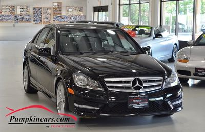 2012 MERCEDES BENZ C300 4MATIC SPORT