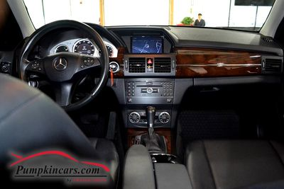 2012 MERCEDES BENZ GLK350 4MATIC NAVI PANO ROOF