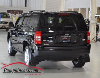 2012 JEEP PATRIOT 4X4 LATITUDE