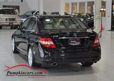 2009 MERCEDES BENZ C300 4MATIC SPORT