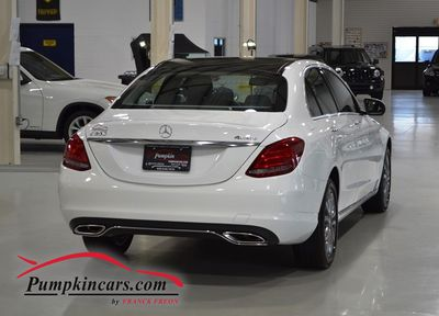 2015 MERCEDES BENZ C300 4MATIC NAVIGATION
