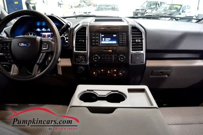 2016 FORD F150 CREW 4X4 V6 ECO 6.5FT BED