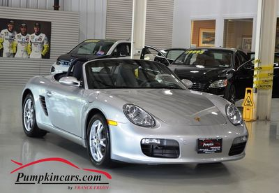 2005 PORSCHE BOXSTER  TIPTRONIC SOFT TOP
