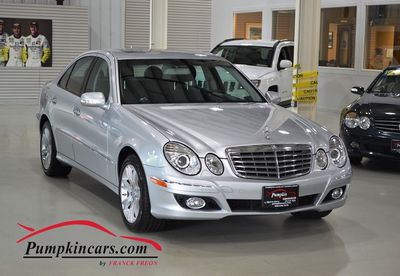 2009 MERCEDES BENZ E350 4MATIC LUXURY NAVIGATION